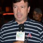 Presidente de Iamvial, Elías Ballesteros