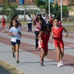 Selección carabobeña de atletismo trabaja arduamente para alcanzar el sueño olímpico