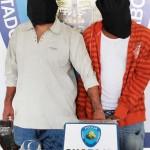 Policarabobo aprehendió a dos ciudadanos quienes presuntamente robaron, a mano armada, un vehículo