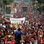 Matson Caldera: Juan José Mora se movilizó  a Caracas en  defensa de la constitución y a la democracia que se vive desde hace 14 años en el país