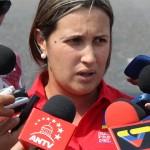 Aura Gámez, directora de Prevención del Delito