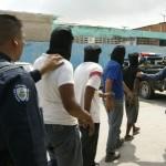 detenidos por Policia de Carabobo