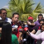 Miguel Flores Sec. Gral. de Gobierno de Carabobo