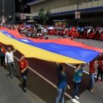 JPSUV Presente en Caracas en apoyo a Maduro