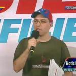 Vicepresidente Jorge Arreaza en Carabobo