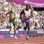 El atleta nacional también logró bronce en los paralímpicos de Londres 2012