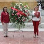 Conmemoracion de los 230 años del Natalicion del Libertador Simon Bolivar