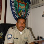 Policia municipal los guayos