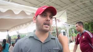 Juan Cabrera, comisionado de la ONA