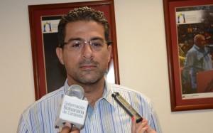 Thaer Hasan presidente de Fundadeporte