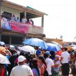 """Las alrededor de 4 mil familias que serán favorecidas con la entrega de apartamentos en el complejo habitacional de la Gran Misión Vivienda Venezuela """"Las Vegas II"""""""
