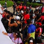 Jornada por la paz en Los Guayos