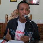 Concejal Yohan Betancourt