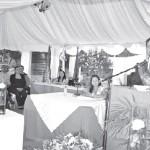 Celebración de los 20 años del Municipio Libertador