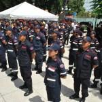 Grupo de bomberos