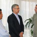 La Junta Directiva se reunió con Héctor Breña, Secretario de Producción, Turismo y Economía Popular