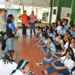Jornada de recolección de semillas en Campo de Carabobo (1)