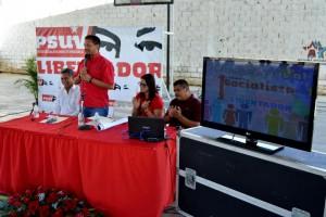 1er Encuentro Socialista de Voceras y Voceros, Comuneras y Comuneros de Libertador (52)