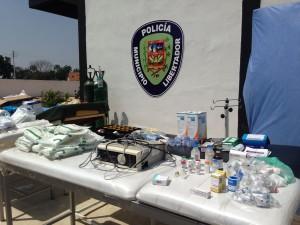 PM Libertador desmanteló centro médico clandestino en Campo Carabobo (1)